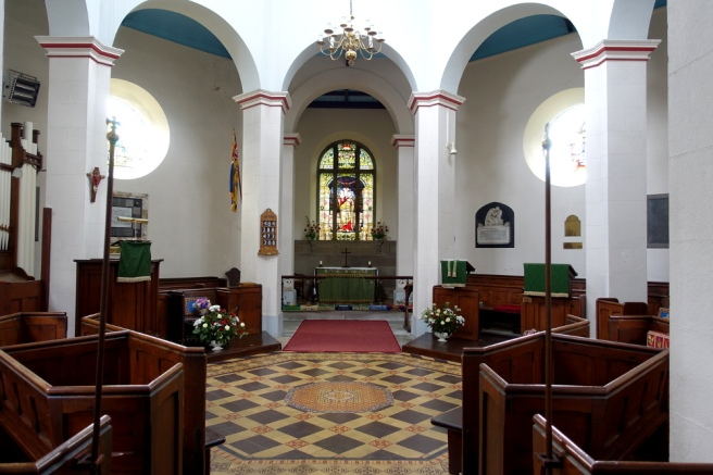 St Martin's Church Stoney Middleton