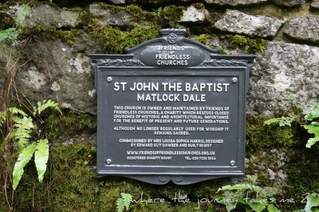St John the Baptist Matlock Dale