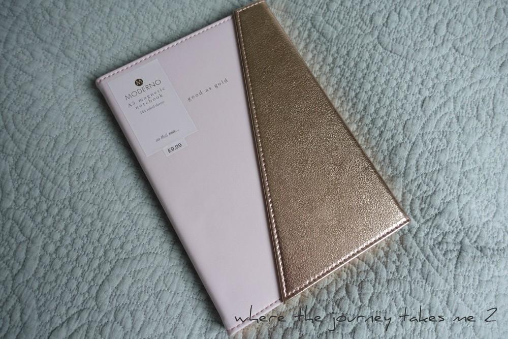 Good as Gold Notebook