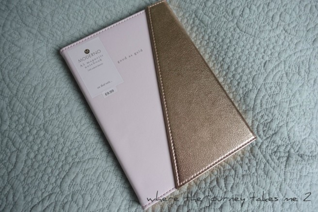 Good as Gold Notebook