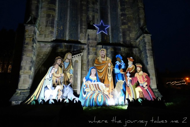 Bakewell Nativity