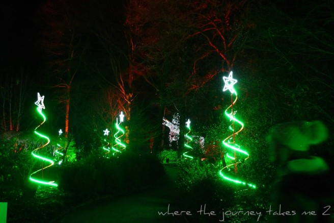 Dunham Massey at Christmas