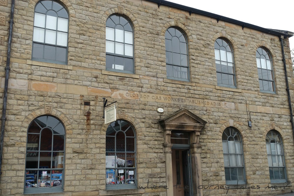 Glossop Gas Works