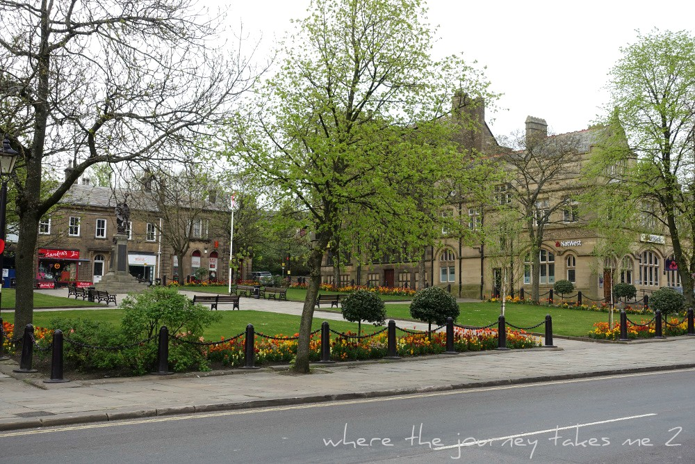 Glossop Town Square